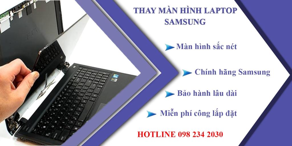 Thay Màn Hình Laptop Samsung