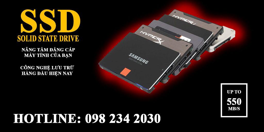 Nâng Cấp SSD Giá Rẻ