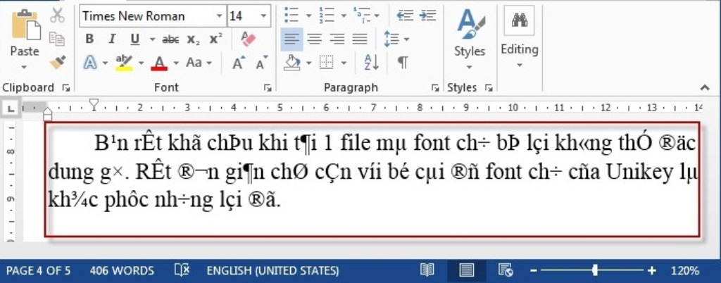 Máy tính bị thiếu font chữ win 7, 8, 8.1, 10