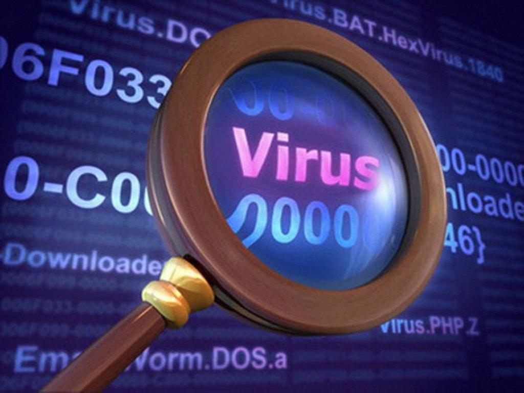 Máy tính bị virus không lên màn hình