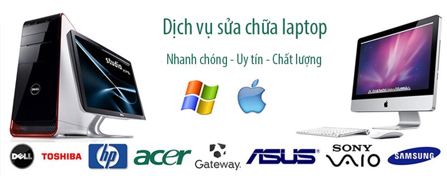 sửa chữa laptop uy tín
