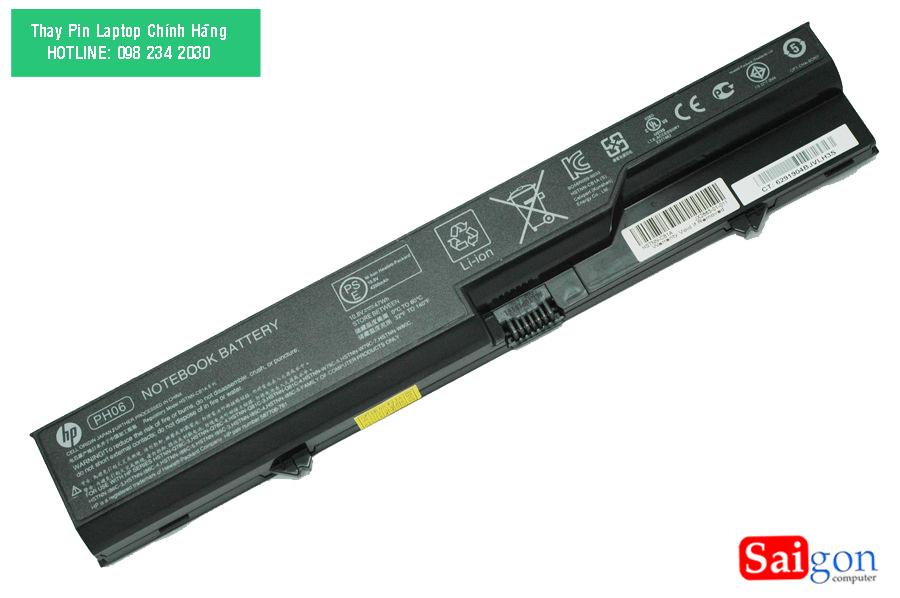 thay pin laptop hp chinh hang